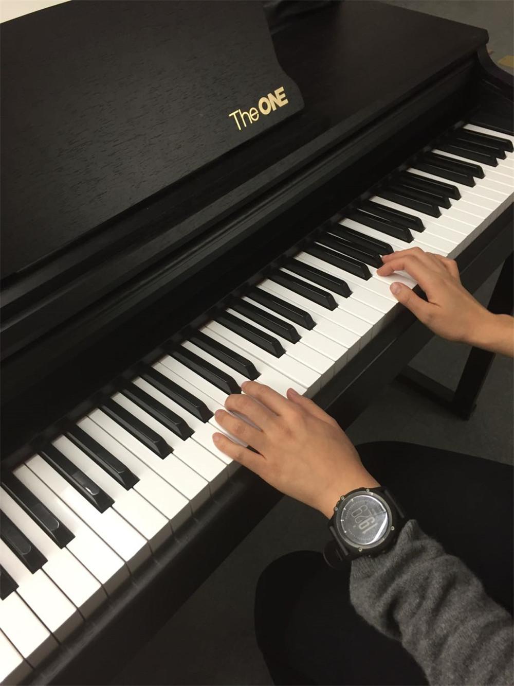 The ONE智能钢琴,不只是一台钢琴