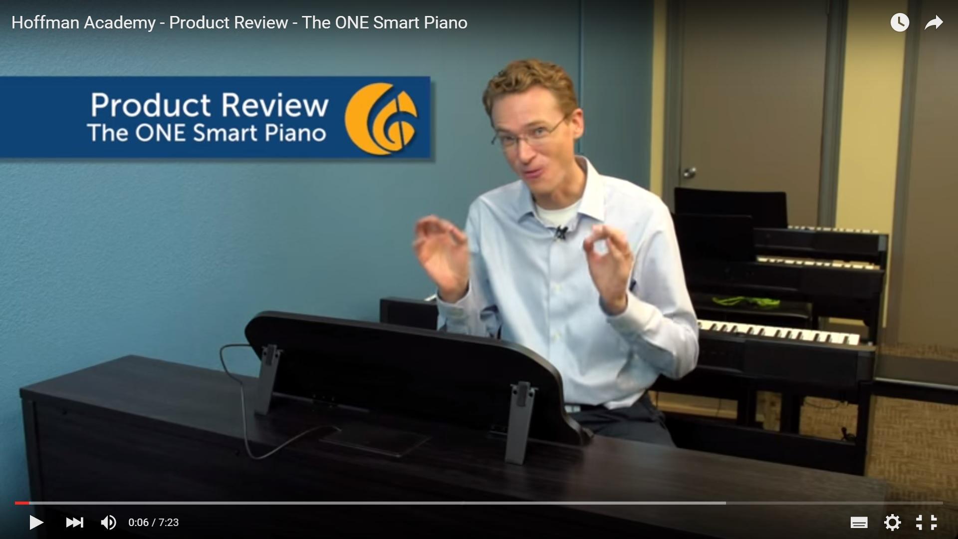 """从硬件到教室,the one希望用""""智能化""""让钢琴教育回归艺术本质"""