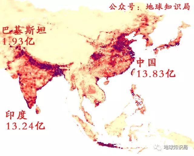 中国与印度人口_印度与中国人口总量对比-2017年印度人口数量,预计将达到12.