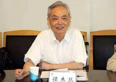 武汉大学原校长侯杰昌逝世