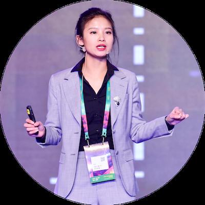 GET2018教育科技大会嘉宾:Chujiu MeiJMDeduFounder