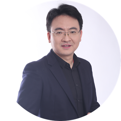 GET2018教育科技大会嘉宾:Kaiwen HeWeiboWeibo Renowned Teacher