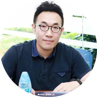 GET2019教育科技大会嘉宾:He HuangiPalfishFounder& CEO