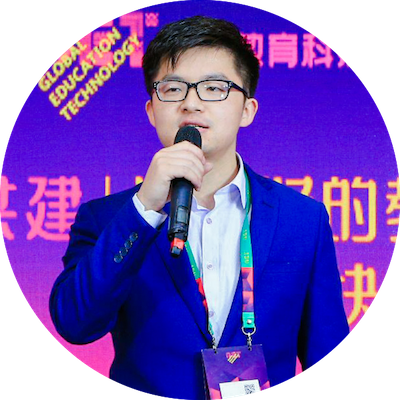 GET2018教育科技大会嘉宾:Kehao WangJMD Career创始人&CEO