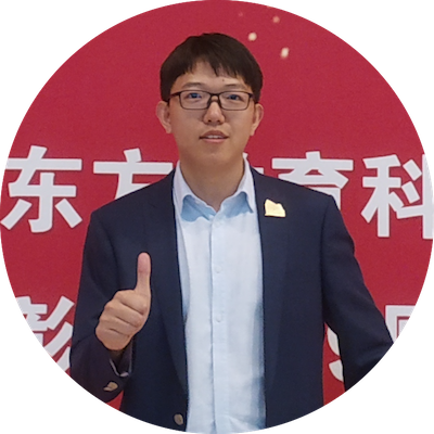 GET2018教育科技大会嘉宾:Faming HouNew OrientalDirector of Human Resources