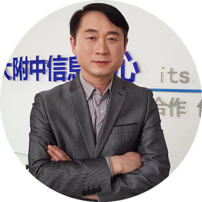 GET2018教育科技大会嘉宾:Haitao ZhaoThe High School Affiliated to Renmin University of ChinaInformation Center Director