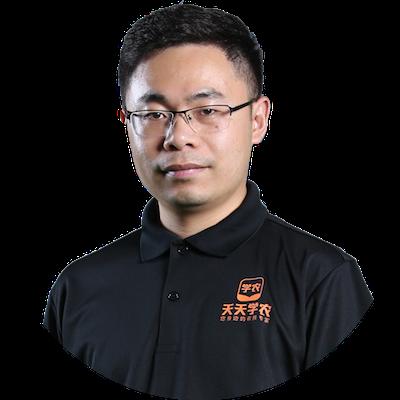 GET2018教育科技大会嘉宾:赵广天天学农创始人