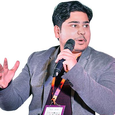 GET2019教育科技大会 教育消费博览会 嘉宾:Utkarsh LokeshEdTech ReviewCEO兼编辑