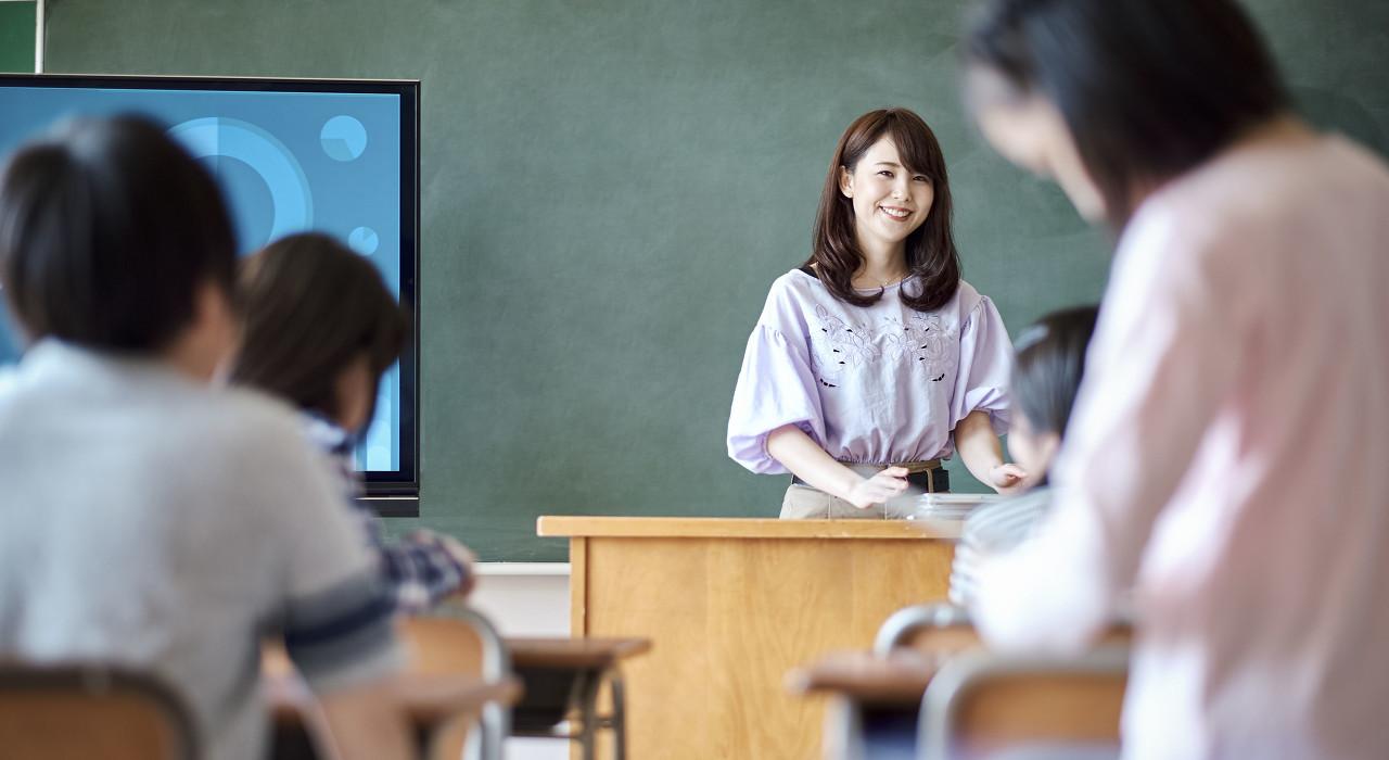 未来教师的5个画像  第1张